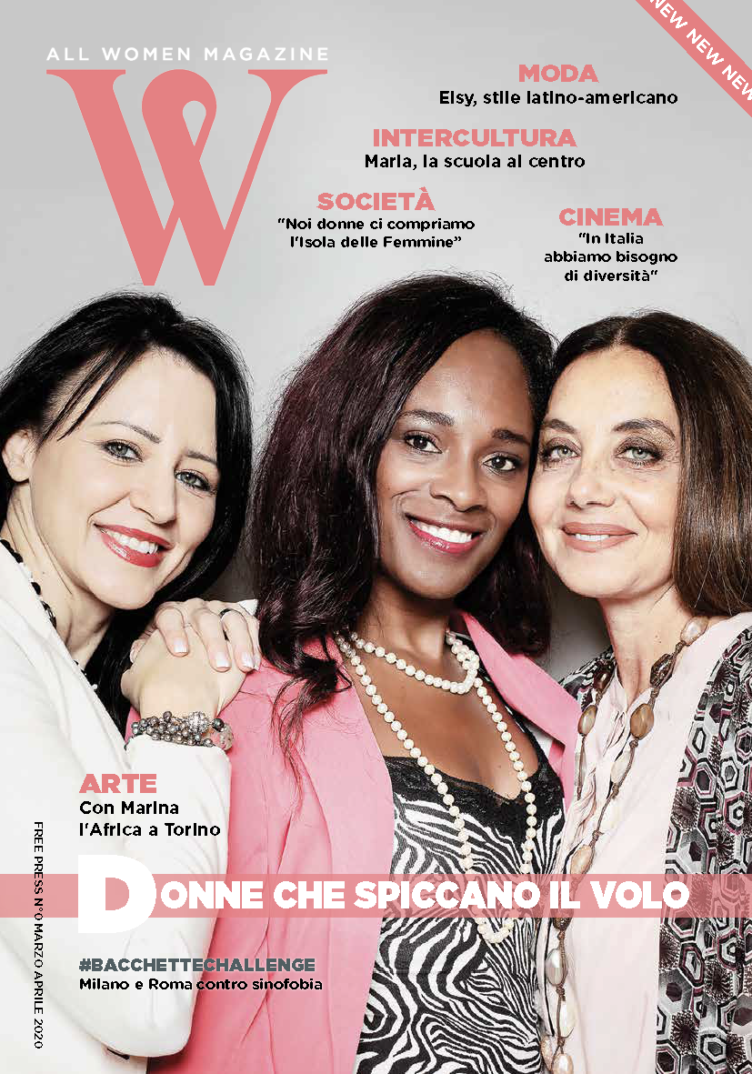 all women magazine